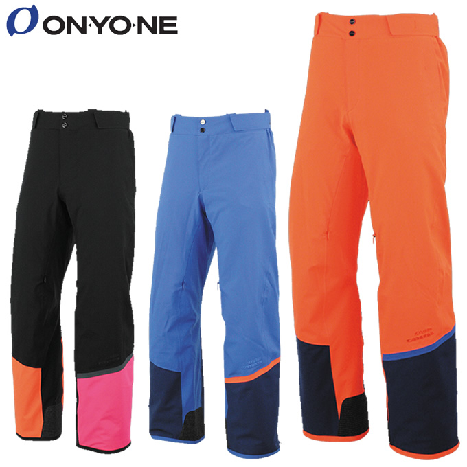 【ポイント3倍 10/11 8:59まで】 オンヨネ ONYONE スキーウェア パンツ メンズ DEMO OUTER PANTS ONP92052