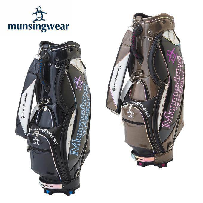 マンシング Munsingwear キャディバッグ メンズ MCB MQBOJJ00