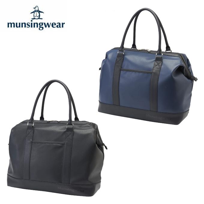マンシング Munsingwear ボストンバッグ メンズ MBB MQBOJA00