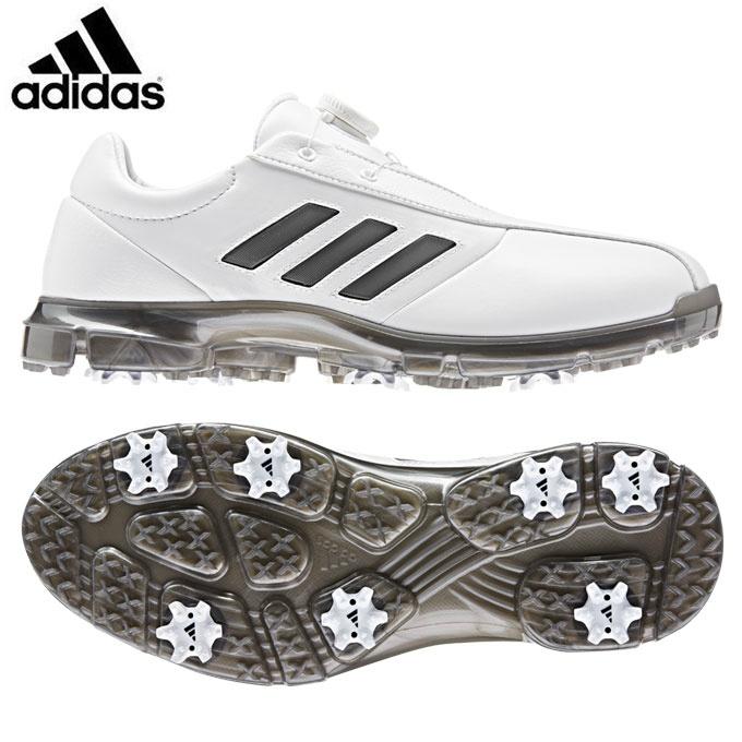 アディダス ゴルフシューズ ソフトスパイク メンズ アルファフレックス ボア F35399 CEZ98 adidas