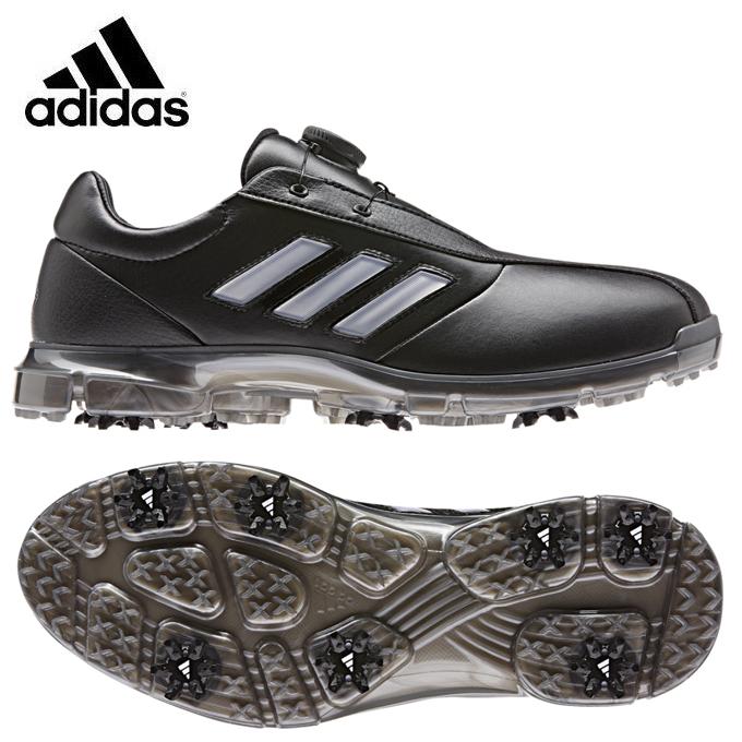 アディダス ゴルフシューズ スパイクレス メンズ アルファフレックス ボア G26007 CEZ98 adidas