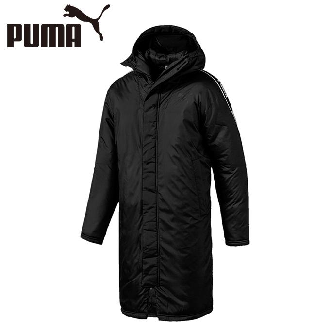 プーマ ロングコート メンズ ロングパデッドコート 580823 PUMA