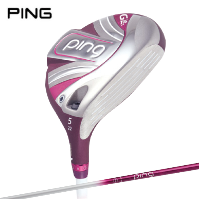 ピン PING ゴルフクラブ フェアウェイウッド レディース ジー・エルイー2 フェアウェイウッド G Le2 FAIRWAYWOOD