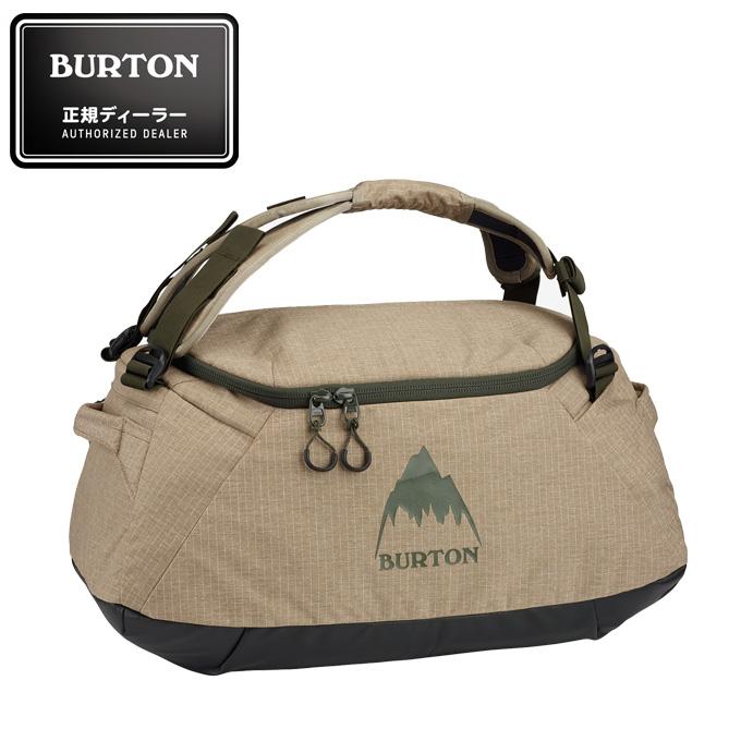 バートン BURTON ダッフルバッグ Multipath Duffel Bag 40L マルチパス 205721 TWR