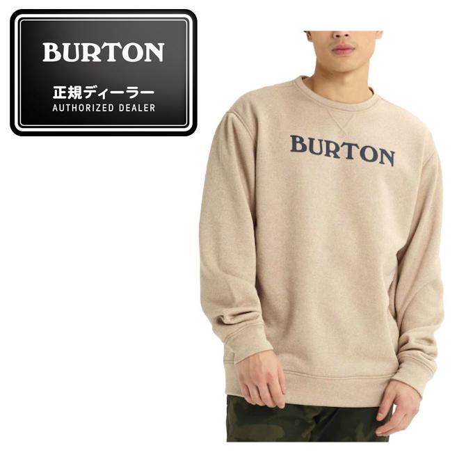 バートン BURTON スキー スノーボード トレーナー メンズ Oak Crew オーク クルー 173531 250