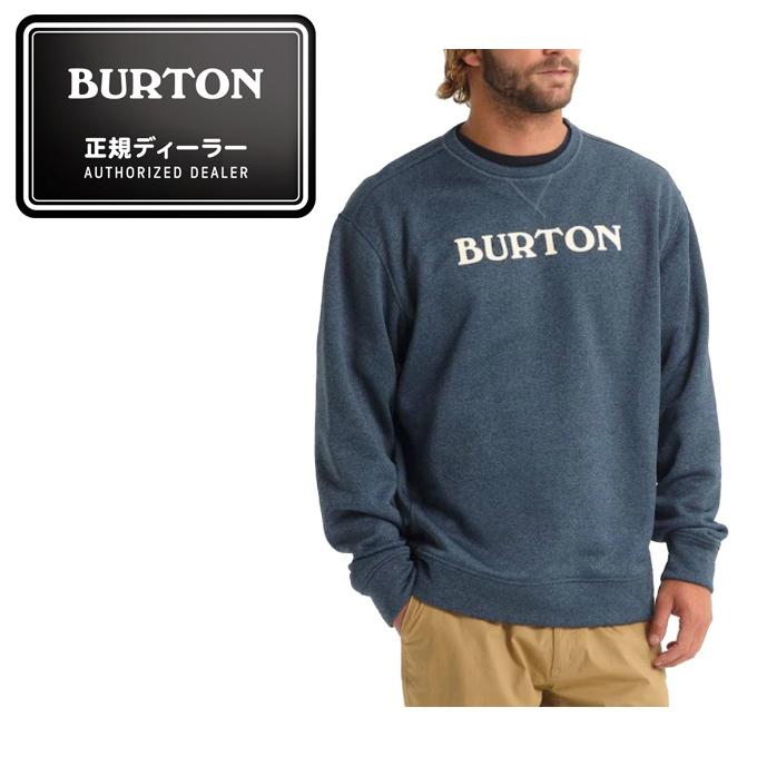バートン BURTON スキー スノーボード トレーナー メンズ Oak Crew オーク クルー 173531 401