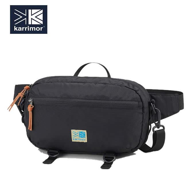 カリマー karrimor ウエストバッグ メンズ レディース VT hip bag R ヒップ バック 92012