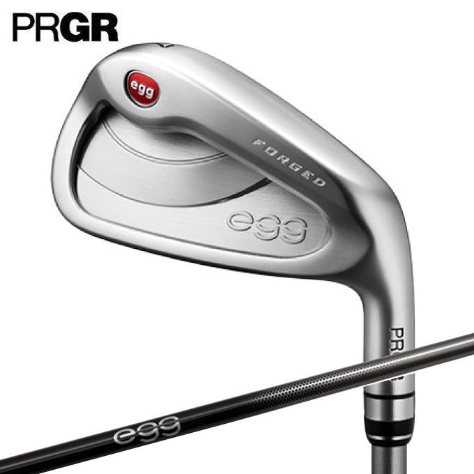 【エントリーで14倍 8/10~8/11まで】 プロギア PRGR ゴルフクラブ アイアンセット 4本組 メンズ ニューエッグ フォージド CB NEW egg FORGED アイアン