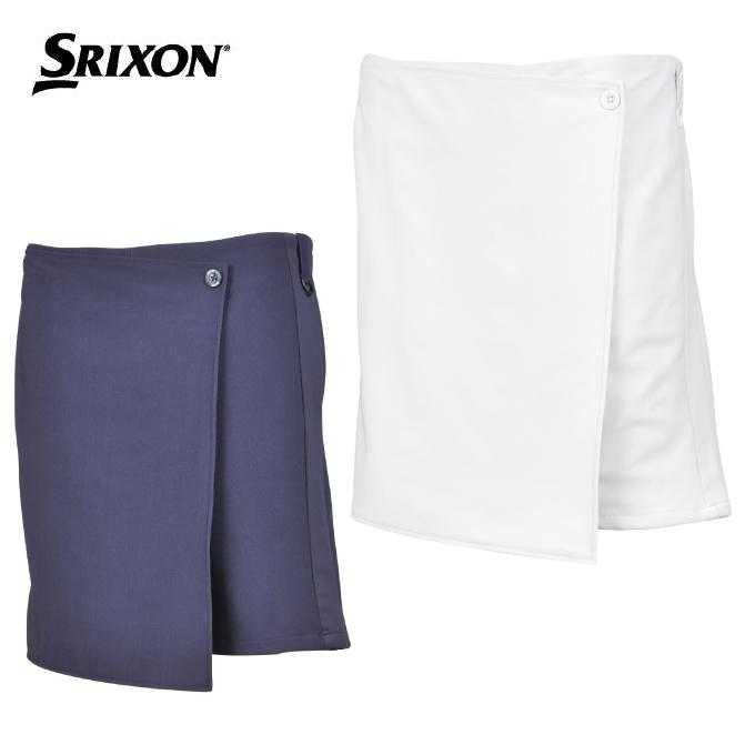 スリクソン SRIXON ゴルフウェア スカート レディース ハイテンションストレッチラップスカート RGWOJD50