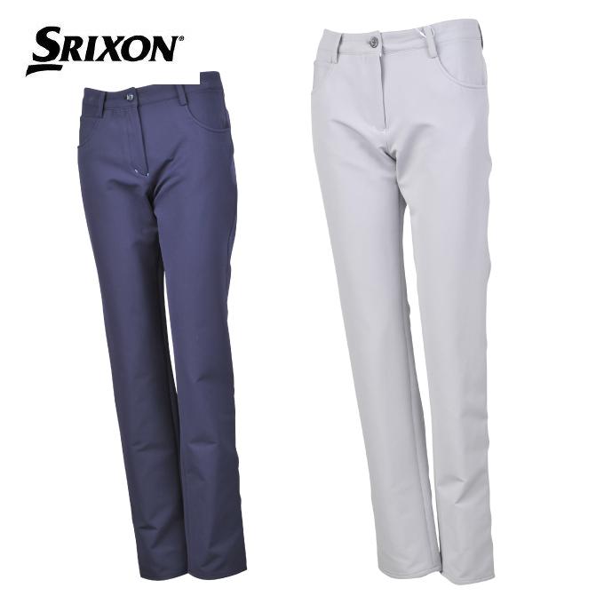 スリクソン SRIXON ゴルフウェア ロングパンツ レディース 裏起毛フリースロングパンツ RGWOJD06