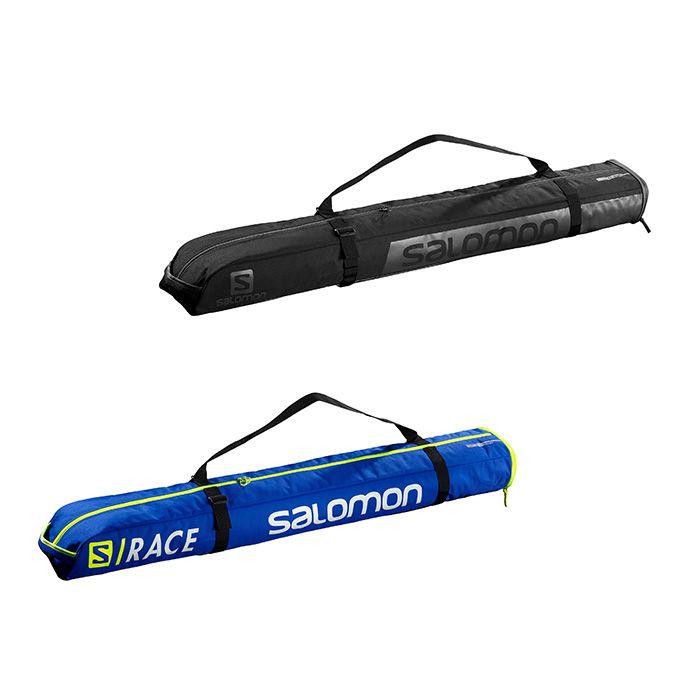購入後レビュー記入でクーポンプレゼント中 サロモン スキーケース メンズ レディース 対応スキー板サイズ 130~155cm迄 1本用 1PAIR SKIBAG EXTEND 130+25 salomon 定価の67%OFF 1年保証