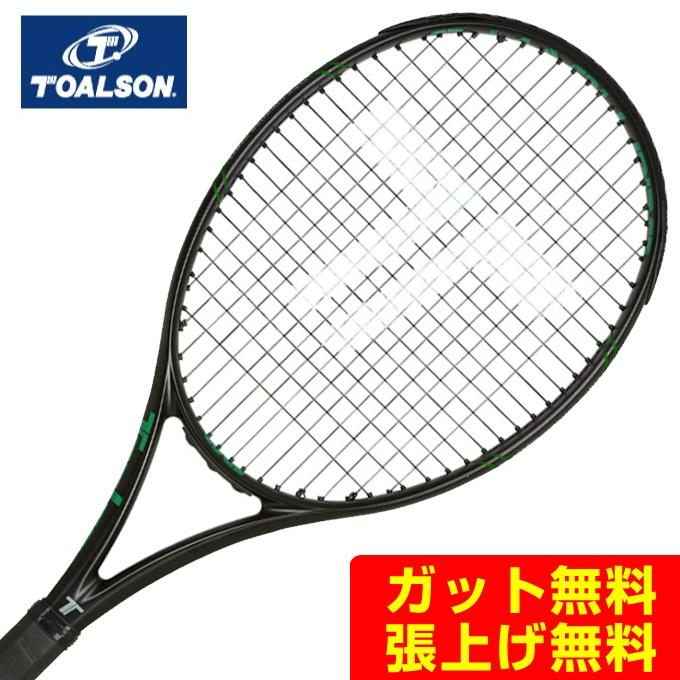 トアルソン TOALSON 硬式テニスラケット メンズ レディース S-MACH PRO 97 295 エスマッハ プロ 1DR8150G