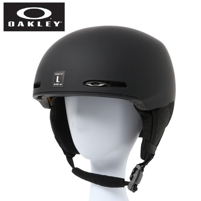 【5/5はクーポンで1000円引&エントリーかつカード利用で5倍】 オークリー スキー スノーボードヘルメット メンズ MOD1 - Asia Fit アジアン フィット - MIPS 99505A-MP-02E OAKLEY