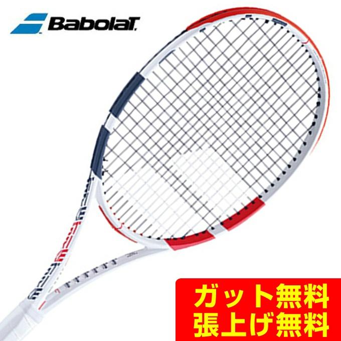 【5/5はクーポンで1000円引&エントリーかつカード利用で5倍】 バボラ Babolat 硬式テニスラケット ピュア ストライク 18/20 BF101404