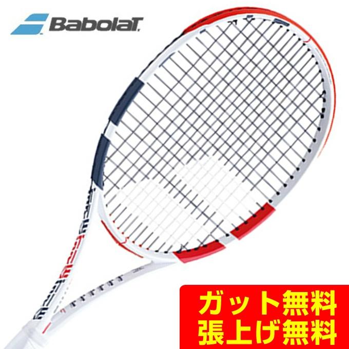【5/5はクーポンで1000円引&エントリーかつカード利用で5倍】 バボラ Babolat 硬式テニスラケット ピュア ストライク 16/19 BF101406