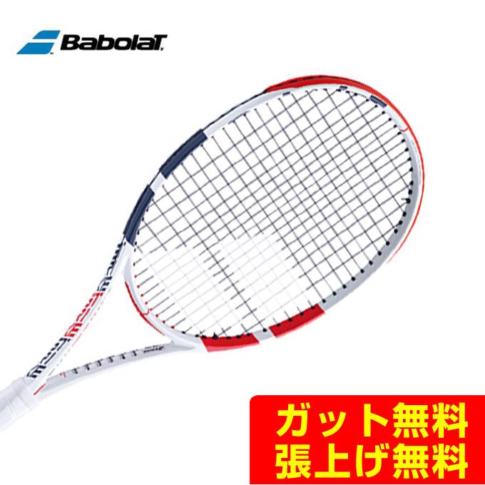 【5/5はクーポンで1000円引&エントリーかつカード利用で5倍】 バボラ Babolat 硬式テニスラケット ピュア ストライク チーム BF101402