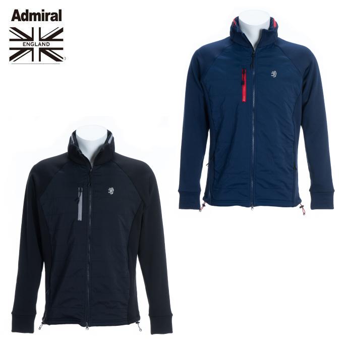 【エントリーで9倍 8/10~8/11まで】 アドミラル Admiral ゴルフウェア ジャケット メンズ フリースジャケット ADMA973