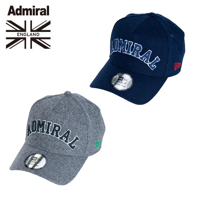 アドミラル Admiral ゴルフ キャップ メンズ ニューエラコラボ ADMB971F