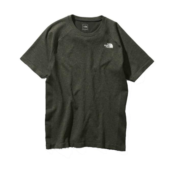 ノースフェイス Tシャツ 半袖 メンズ S/S Ambition Crew ショートスリーブアンビションクルー NT11974 ZK THE NORTH FACE
