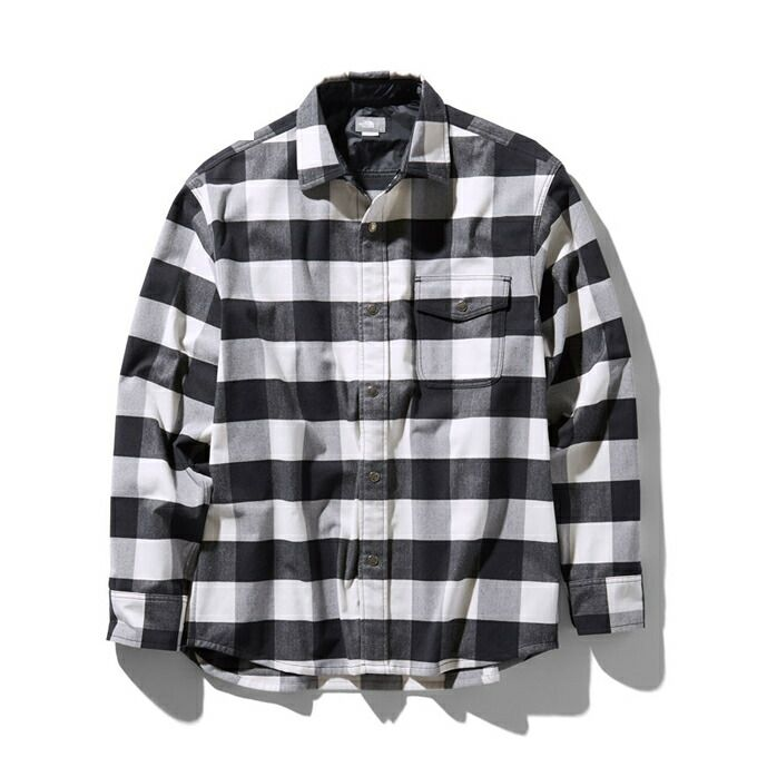 ノースフェイス 長袖シャツ レディース L/S Nuthatch Shirt ロングスリーブヌハッチシャツ NR61964 KW THE NORTH FACE