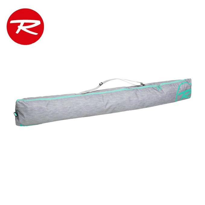 購入後レビュー記入でクーポンプレゼント中 ロシニョール スキーケース メンズ レディース 対応スキー板サイズ 140~180cm迄 RKIB400 ROSSIGNOL 1本用 販売 EXTEBDABLE 定番スタイル SKIBAG ELECTRA