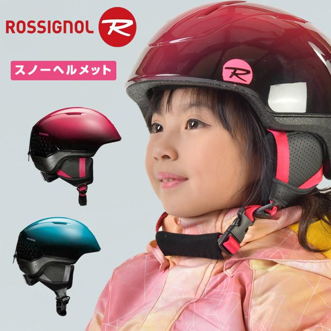 ロシニョール ROSSIGNOL スキー スノーボードヘルメット ジュニア HELMET WHOOPEE IMPACT