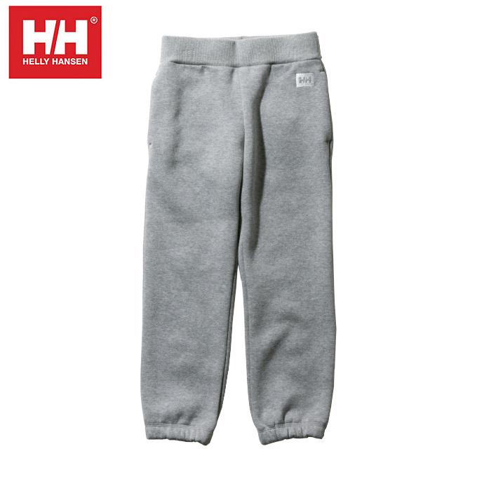 ヘリーハンセン HELLY HANSEN ロングパンツ ジュニア HHロゴスウェットパンツ HJ21956 Z