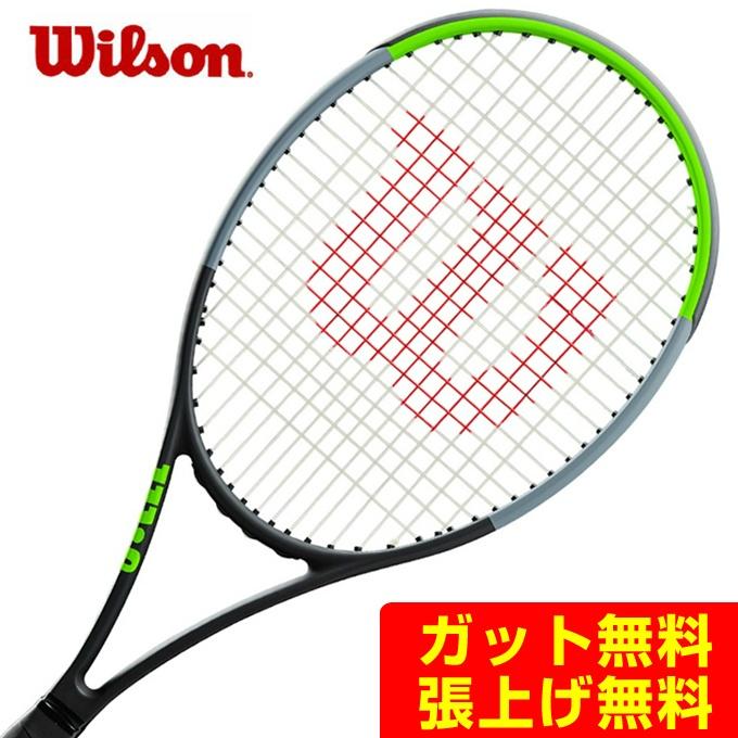 【5/5はクーポンで1000円引&エントリーかつカード利用で5倍】 ウィルソン Wilson 硬式テニスラケット メンズ レディース ブレード 98 16×19 2019 WR013611S
