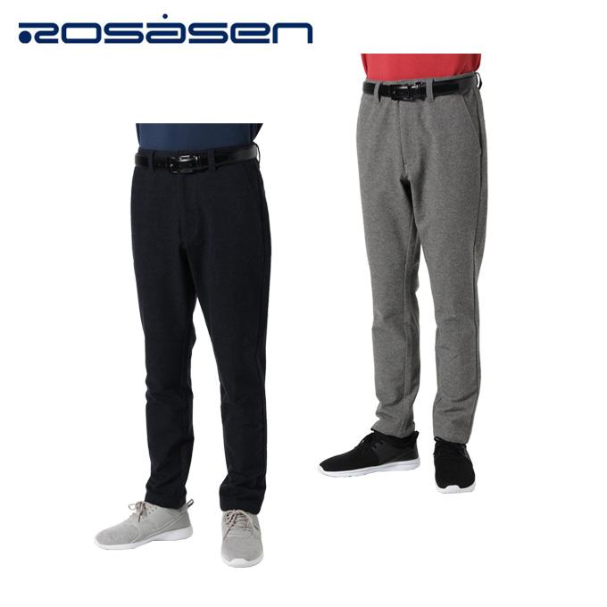 ロサーセン ROSASEN ゴルフウェア ロングパンツ メンズ ウーリーストレッチ 044-71011