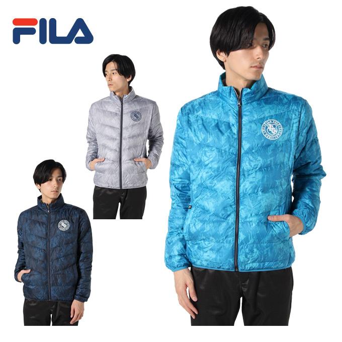 フィラ FILA ゴルフウェア ジャケット メンズ ライトダウン 789-202