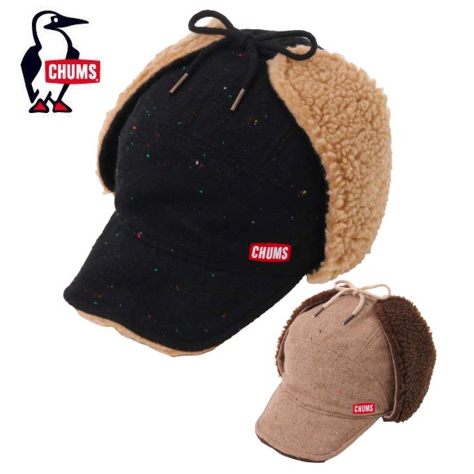 チャムス CHUMS キャップ 帽子 メンズ レディース ロシアンキャップ CH05-1190