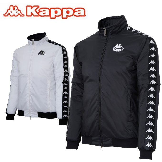 カッパゴルフ KAPPA GOLF ゴルフウェア ジャケット メンズ BANDA中綿ジャケット KG952OT31