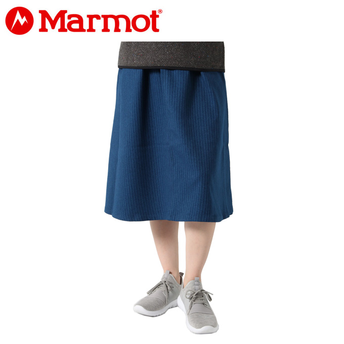 マーモット Marmot スカート レディース W's Long Skirt ウィメンズロングスカート TOWOJE96YY