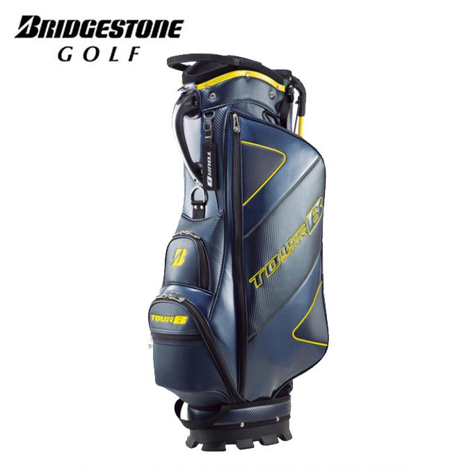 ブリヂストンゴルフ BRIDGESTONE GOLF スタンドキャディバッグ メンズ レディース セルフクラブスタンド付スタンドバッグ 9.5型 CBG011