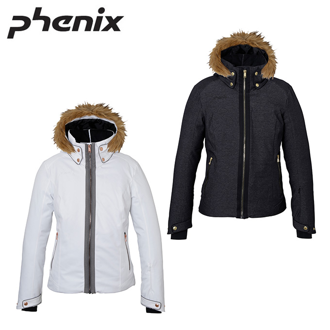 【ウインターウェアクーポンで10%OFF 12/19 20:00~12/26 1:59】 フェニックス Phenix スキーウェア ジャケット レディース PS982OT66