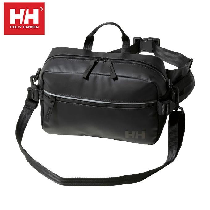 ヘリーハンセン HELLY HANSEN ウエストバッグ メンズ レディース アーケルヒップバック HY91884 K
