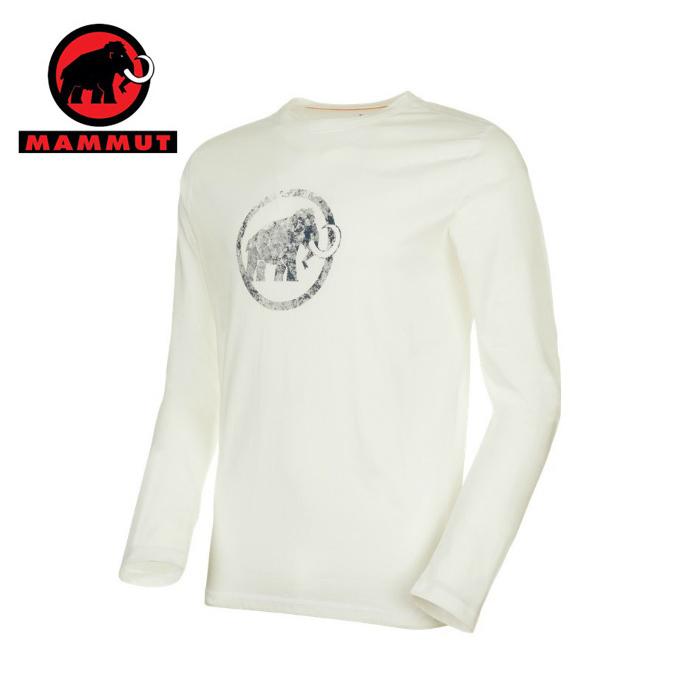 マムート MAMMUT Tシャツ 長袖 メンズ マムートロゴ LS T Mammut Logo Longsleeve 1016-00530 00229