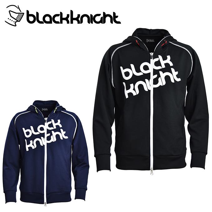 ブラック ナイト Black knight テニスウェア パーカー メンズ レディース フルジップパーカー T-9420