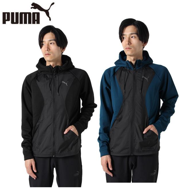 プーマ アウター ジャケット メンズ CT フードプロテクト 518840 PUMA