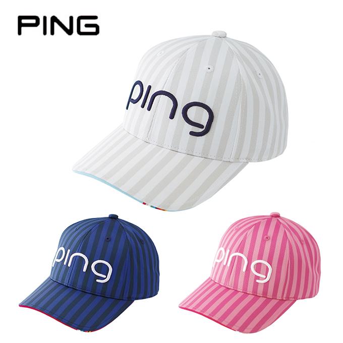 購入後レビュー記入でクーポンプレゼント中 ピン PING ゴルフ レディース 新着 HW-L191 キャップ お得 CAP