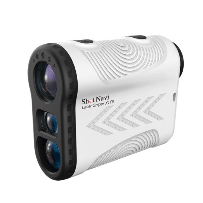【エントリーで14倍 8/10~8/11まで】 ショットナビ Shot Navi ゴルフ 計測器 レーザースナイパー Laser Sniper X1 Fit