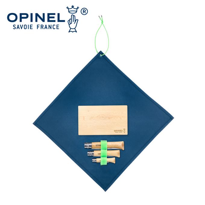 【5/5はクーポンで1000円引&エントリーかつカード利用で5倍】 オピネル OPINEL 多機能ナイフ ノマド クッキングキット 41532