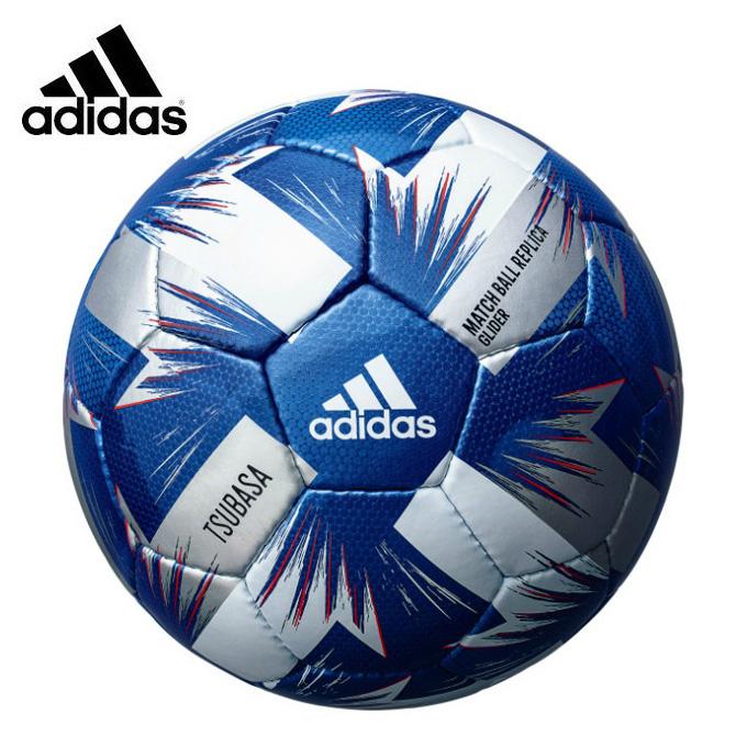 アディダス サッカーボール 4号 検定球 ツバサ グライダー AF414B adidas