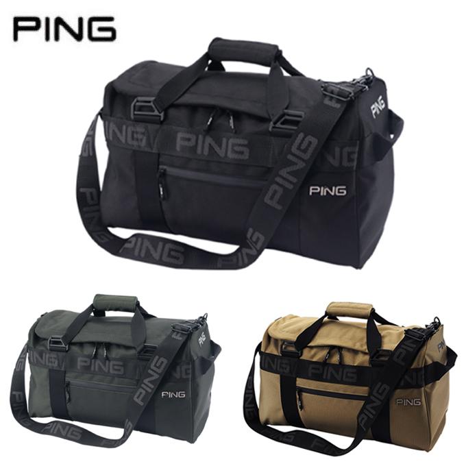 ピン PING ボストンバッグ メンズ DUFFEL BAG ダッフルバッグ GB-P201