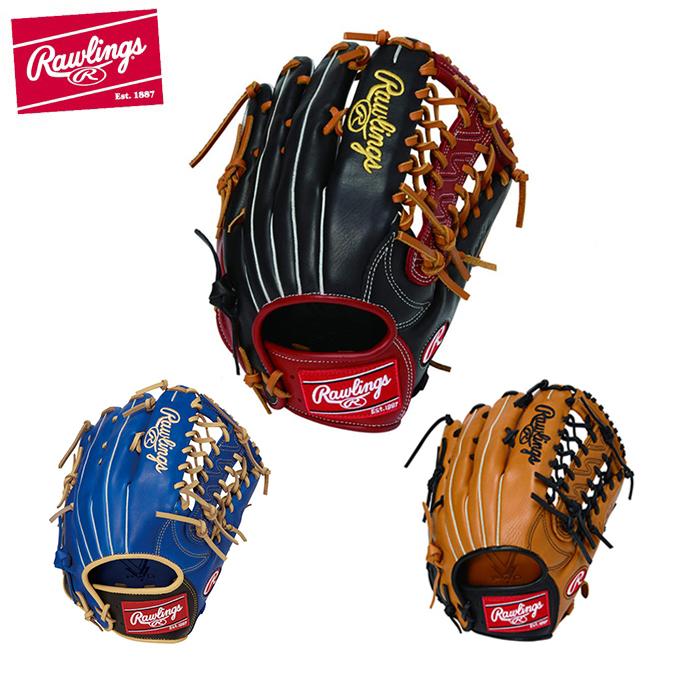 ローリングス 野球 一般軟式グラブ 外野手 メンズ 軟式用 HYPER TECH R2G COLORS ハイパーテックカラーズ 外野手用 GRXHTCBH9 Rawlings