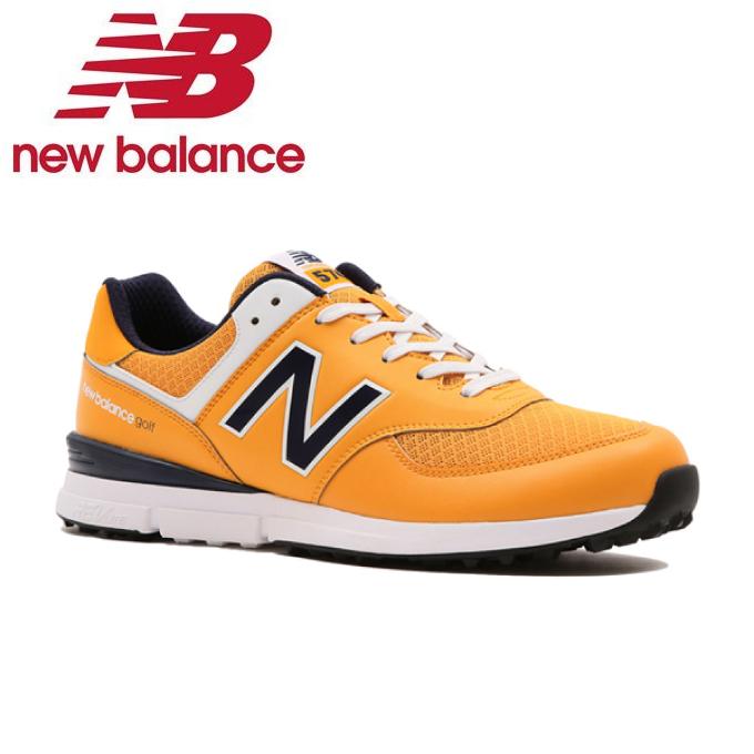 【エントリーで14倍 8/10~8/11まで】 ニューバランス ゴルフシューズ スパイクレス メンズ UGS574 UGS574YN new balance