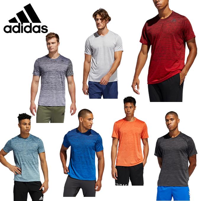 安売り アディダス スポーツウェア 半袖 メンズ テック グラデーション TEE TECH GRADIENT GLC04 2020新作 adidas Tシャツ