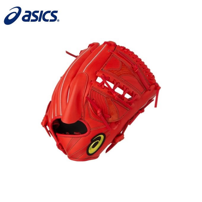 【5/5はクーポンで1000円引&エントリーかつカード利用で5倍】 アシックス 野球 一般軟式グラブ 投手 メンズ PROFESSIONAL STYLE プロフェッショナルスタイル 大谷モデル 3121A437 asics