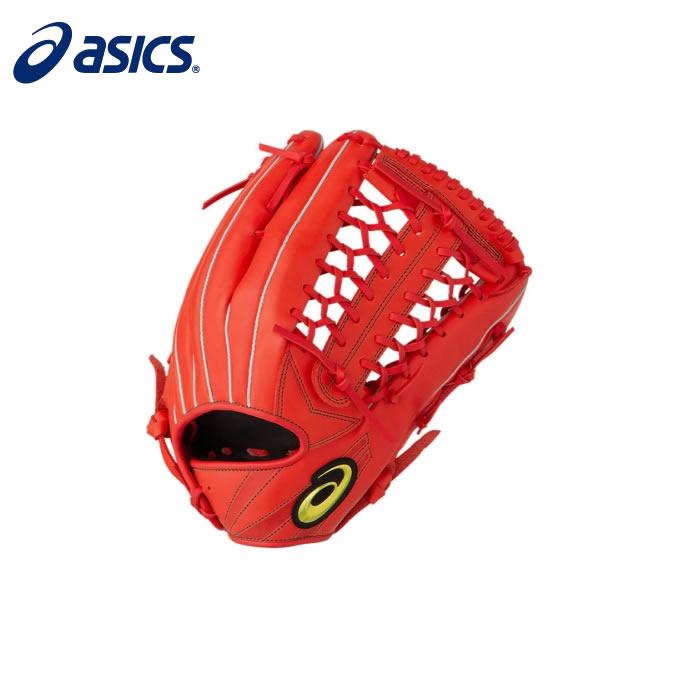 アシックス 野球 一般軟式グラブ 外野手用 メンズ PROFESSIONAL STYLE プロフェッショナルスタイル 丸モデル 3121A439 asics