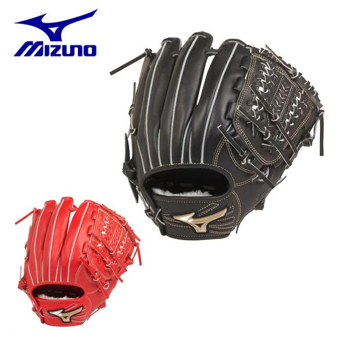 ミズノ 野球 一般軟式グラブ オールラウンド メンズ ジュニア ゴールデンエイジ軟式用 グローバルエリート HSelection02 プラス サイズGA10 1AJGY22000 MIZUNO